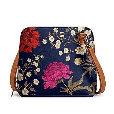 DailyObjects Women's Sling Crossbody Bag (Multicolour)
