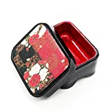 Odoria 1/12 Miniatura Antiguo Caja de Almuerzo Bento japonés Cocina Accesorio para Casa de Muñecas