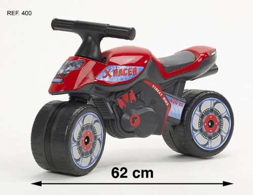 Falk - 400 - Vélo et Véhicule pour Enfant - Moto Xrider - Rouge