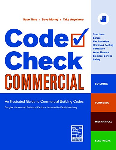 Code Check Commercial: An Illustrated Guide to Commercial Building Codes