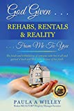 Real Estate Investing Books! - God Given Rehabs, Rentals & Reality From Me To You