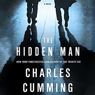 The Hidden Man cover art