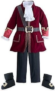 Store Captain Hook Costume - Pirate - 2018