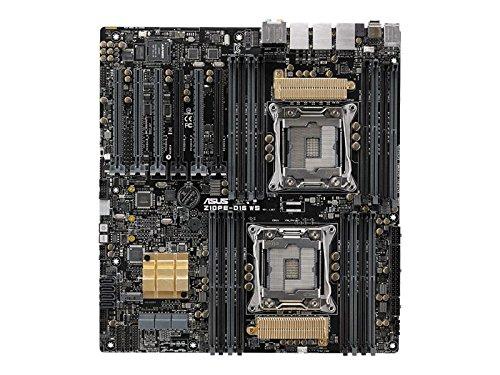 ASUS Z10PE-D16 WS LGA2011-v3/ Intel C612 PCH/ DDR4/ Quad CrossFireX and 3-Way SLI/ SATA3&USB3.0/ M.2/ A&V&2GbE/ EEB Server Motherboard