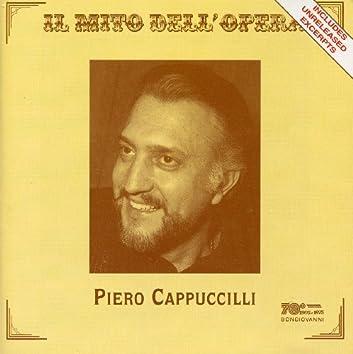 Il mito dell'oprera: Piero Cappuccilli (Live)