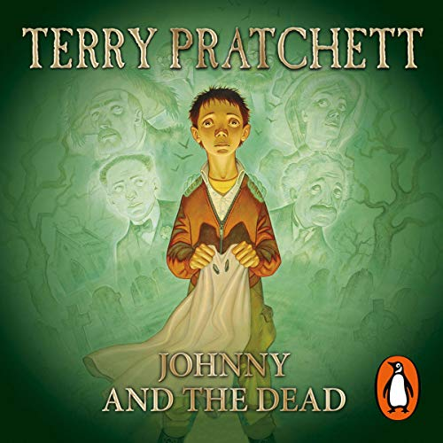 Johnny and the Dead: Johnny Maxwell, Book 2 Titelbild