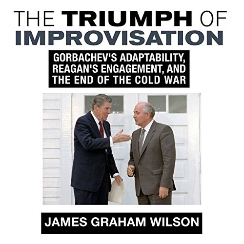 The Triumph of Improvisation audiobook cover art