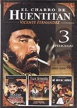 Vicente Fernandez: El Charro De Huentitan 3 PK (3 Peliculas)