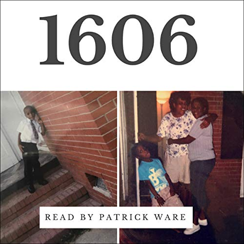 1606 Audiobook By Patrick Ware cover art