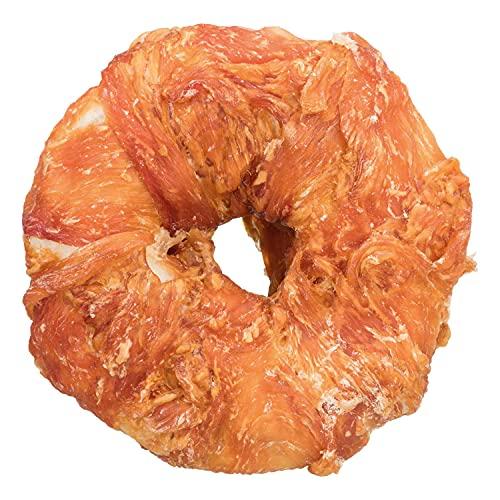 Trixie 31328 Denta Fun Chicken Chewing Ring, ø 10 cm, 110 g