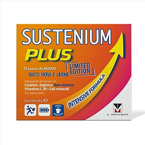 Sustenium Plus Intensive Formula, 12 Bustine - 10 ml