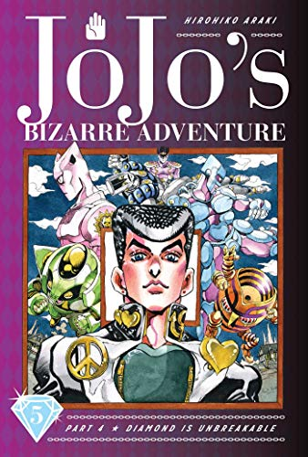 JoJo's Bizarre Adventure: Part 4--Diamond Is Unbreakable, Vol. 5 (5)
