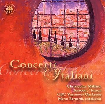 Rota / Donatoni: Bassoon Concertos