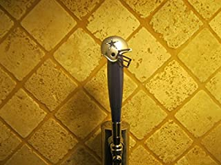 Cowboys Kegerator Beer Tap Handle Throwback Custom Football Helmet Team Bar NCAA