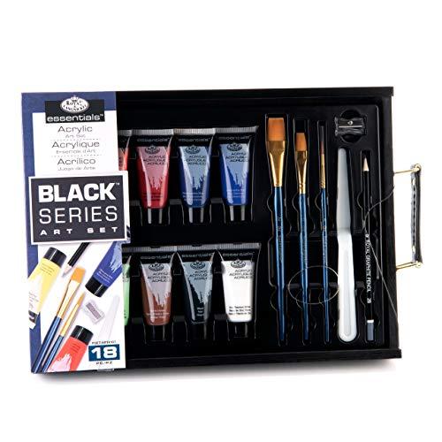 BLK Series Palette acrylique