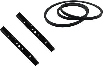 Deck Belt Blades Kit fits Cub Cadet MTD 42