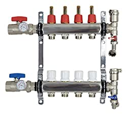 Picking the 3 Best PEX Manifold 2019 - Reviews and Comparisons