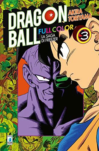 La saga di Freezer. Dragon Ball full color (Vol. 3)