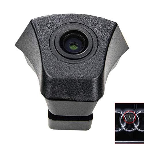 HD Frontkamera Einparkhilfe mit Nachtsicht 170° Weitwinkel Wasserdicht Farbkamera für Audi Q5 A3 Q3 A4 A5 A6 A7 A8 Q7 S5
