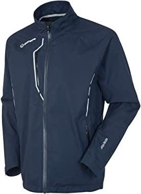 Sunice Apollo Gore-Tex Waterproof Performance Jacket Midnight/Magnesium X-Large