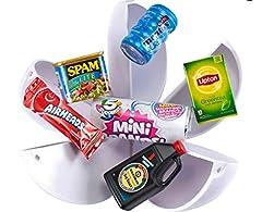 5-Surprise Mini Brands Collectible Capsule Ball by Zuru - 4 Ball Bundle