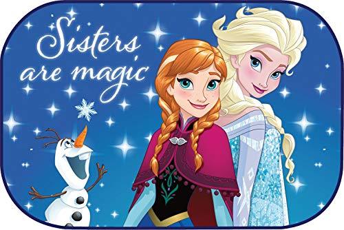 Disney Maxi Tendina Parasole Laterale Auto Universale Frozen 60x40cm