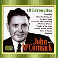 Favourites, Vol. 1 by John McCormack (2000-10-09)