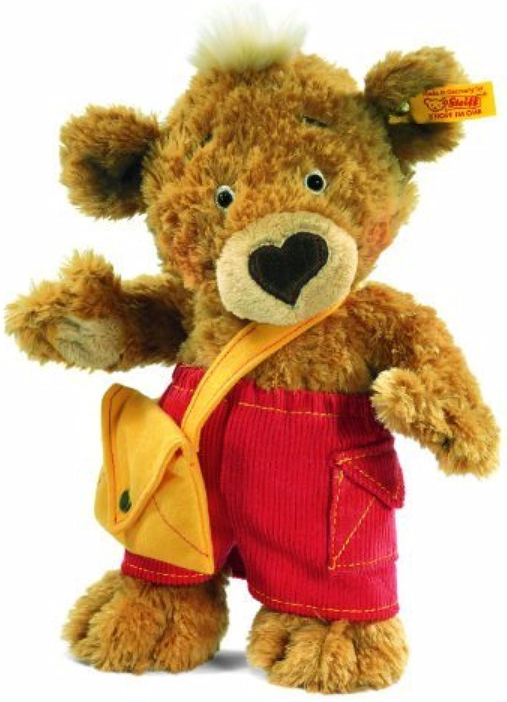 Steiff 25cm Knopf Teddy Bear (golden Brown) by Steiff