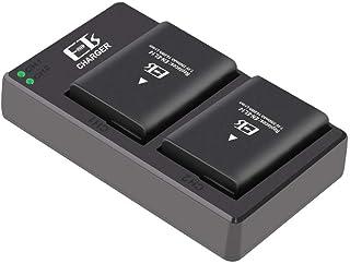 Runshuangyu EN-EL14 Dummy Battery DC Coupler for Nikon D5600 D5500 D5300 D5200 D5100 D3300 D3400 D3200 D3100 P7800 P7700 P7100 P7000 SLR Cameras Full Decoding