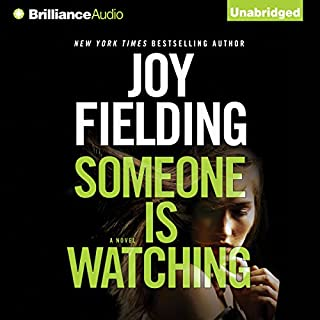 Someone Is Watching audiobook cover art