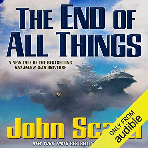 Couverture de The End of All Things