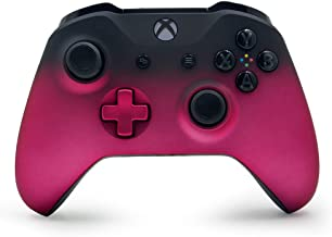 Deep Pink Shadow Custom Wireless Controller for Xbox One...