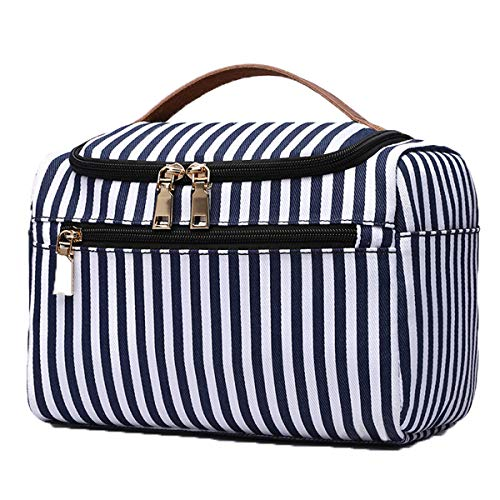 Travel Hanging Toiletry Bag, ZYSY Cosmetic Makeup Bag for Women Toiletries Organizer...