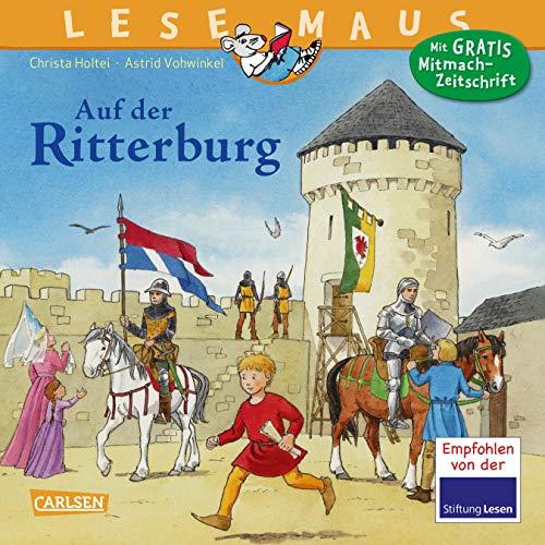 LESEMAUS 105: Auf der Ritterburg (105)