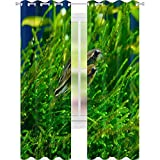 YUAZHOQI Curtains for Living Room Pair of...