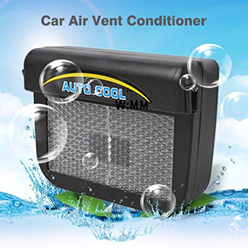 Condizionatore d'aria ecologico di energia solare per condizionatore d'aria fresco della presa d'aria dell'automobile