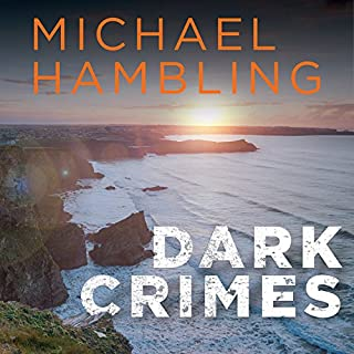 Dark Crimes audiobook cover art