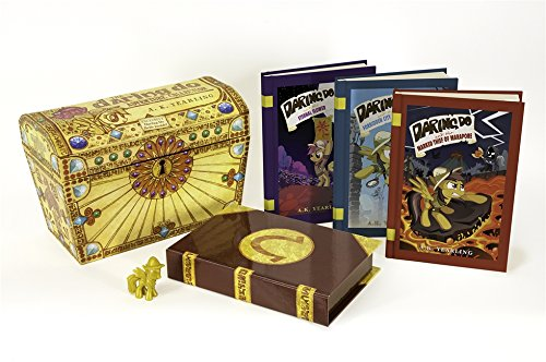 The Daring Do Adventure Collection: A Three-Book Boxed Set with Exclusive Figure (My Little Pony, Band 1)