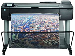 HP Designjet T730 36 Inch Wireless Wide Format Inkjet Printer