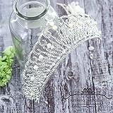 Corona de boda de Jovono para mujer, accesorios para el pelo para fiestas de princesas