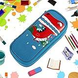 BETOY Estuche, Bolsa de lápices, Pen Bag Pencil Case,Gran Capacidad,...
