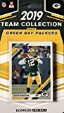 Green Bay Packers 2019 Donruss Factory Sealed 11 Card Team Set with Aaron