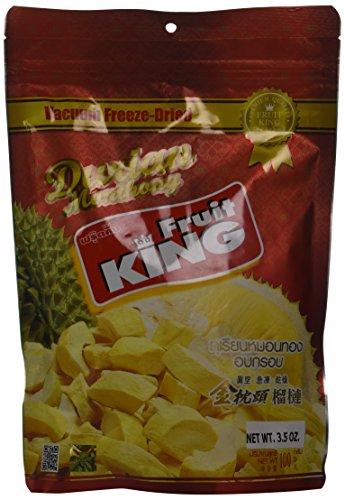 Frutta durian essiccata sottovuoto 100 grammi