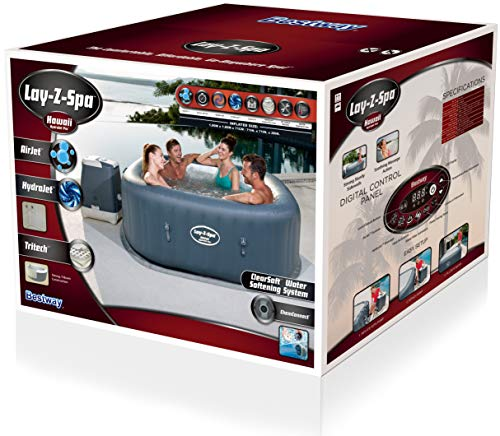 Bestway Lay-Z-Spa Hawaii HydroJet Pro - 3