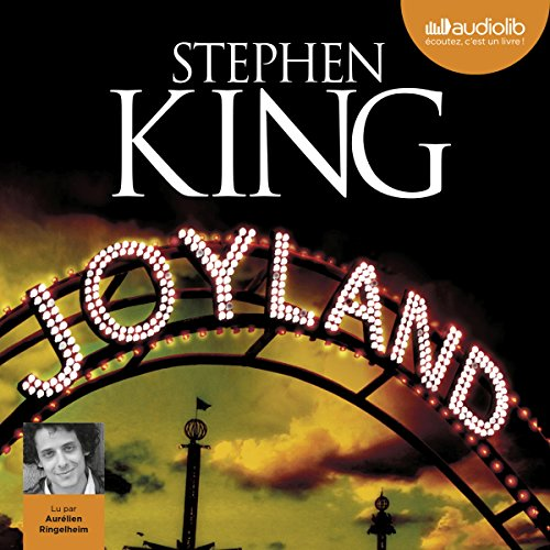 Joyland [French Version] audiobook cover art