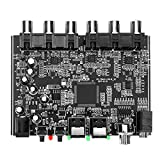Andifany DAC Module 5.1 Channel AC-3 PCM Digital Optical DTS RCA HiFi Stereo Audio Home Theater Decoder Amplifier Decoding Board
