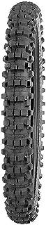KENDA TIRE & TUBE K760 Black Motorcycle Tire