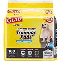 Glad Pets Activated Carbon Puppy Training Pads
