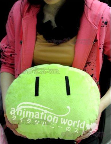 『コスプレ道具、小物♪ CLANNAD -クラナド- 古河渚 だんご家族風 ぬいぐるみ 抱き枕 緑色 コスチューム』のトップ画像