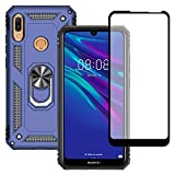 Yiakeng HuaweiY62019 Case With Tempered Glass Screen